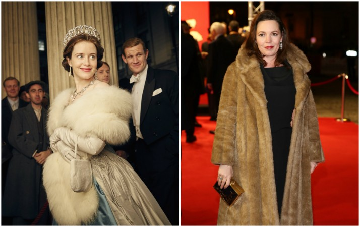 Claire Foy to be replaced by Olivia Colman in The Crown