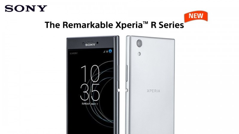 All new Sony Xperia R1 and R1 Plus