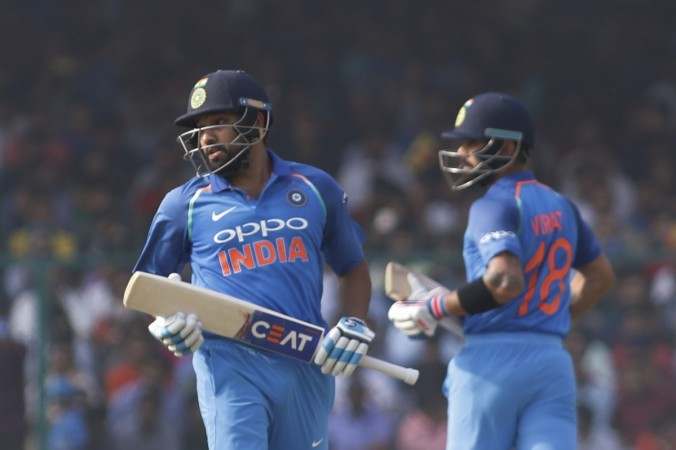 Rohit Sharma, Virat Kohli, India vs New Zealand