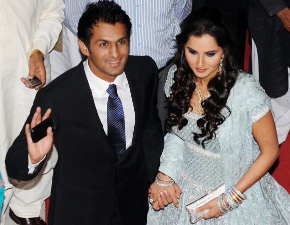 Sania Mirza posts sentimental message for husband Shoaib