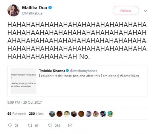 Mallika Dua