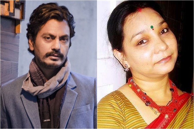 Nawazuddin Siddiqui first girlfriend Sunita Rajwar
