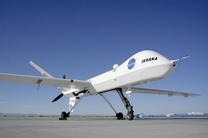 NASA's Ikhana drone