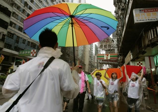 LGBT in Hong Kong