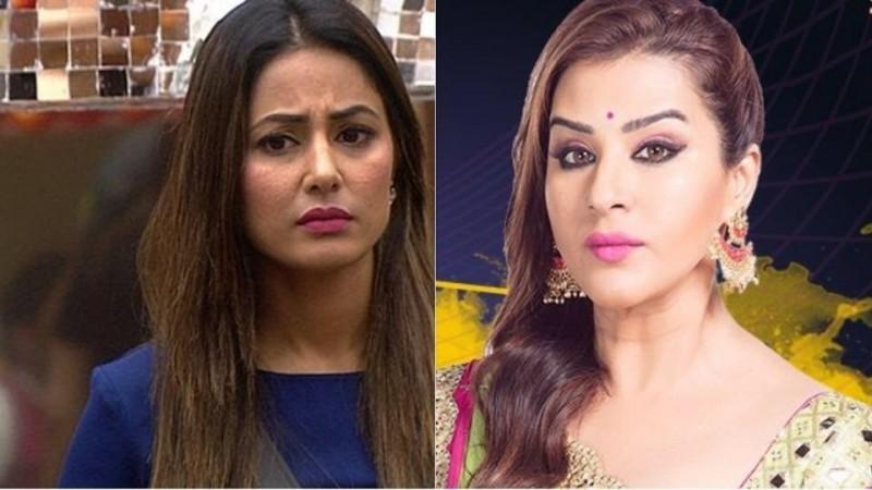Hina Khan, Shilpa Shinde