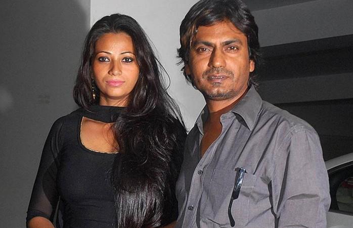 Nawazuddin Siddiqui wife Anjali