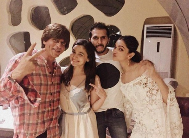 Shah Rukh Khan's birthday bash