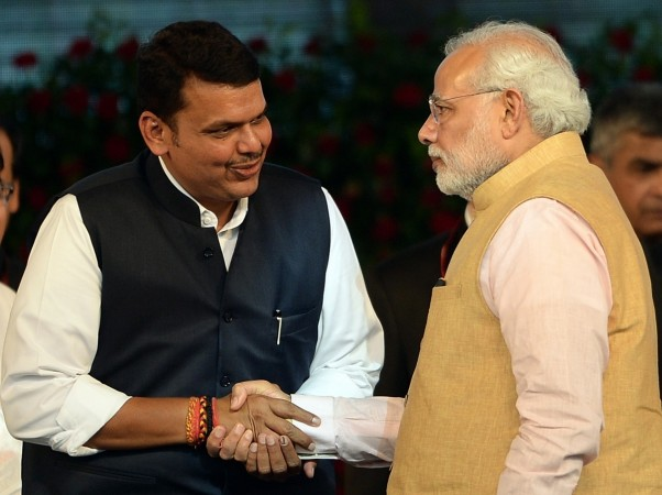 Fadnavis and PM modi