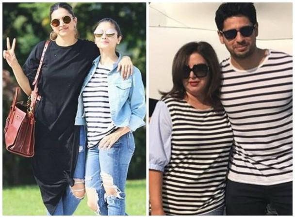 Alia Bhatt wears Sidharth Malhotra's tshirt