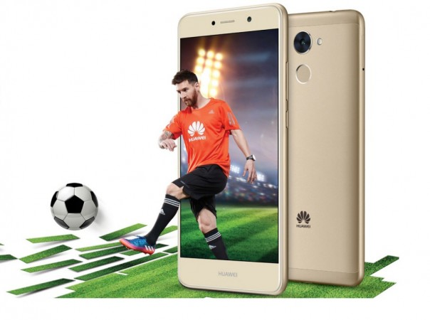 Huawei Honor Holly 4 Plus as seen on its website