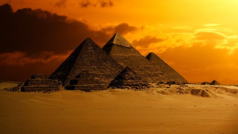 Pyramid,
