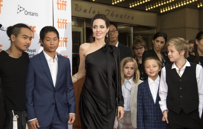 Angelina Jolie children