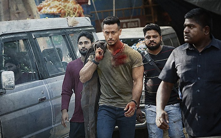 Tiger Shroff Baaghi 2 look