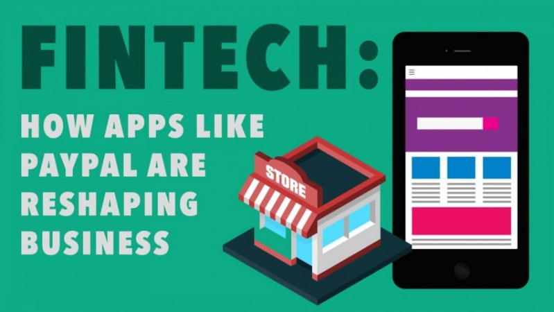 Fintech: How apps like Paypal are reshaping business