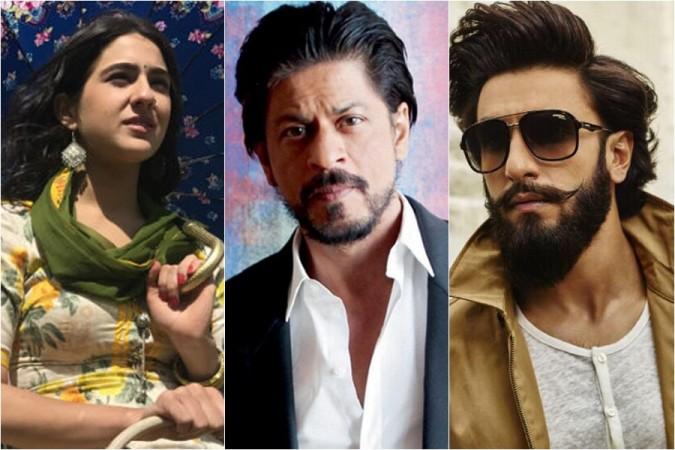 Sara SRK Ranveer