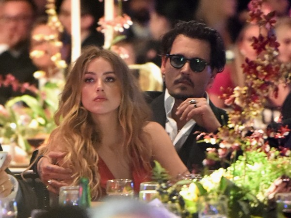 johnny and amber