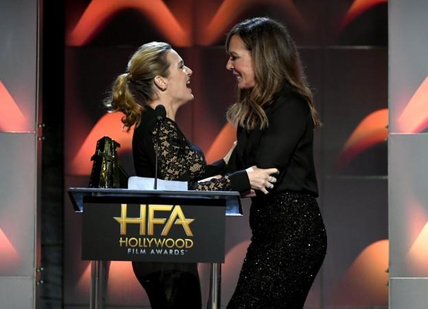Kate Winslet, Allison Janney