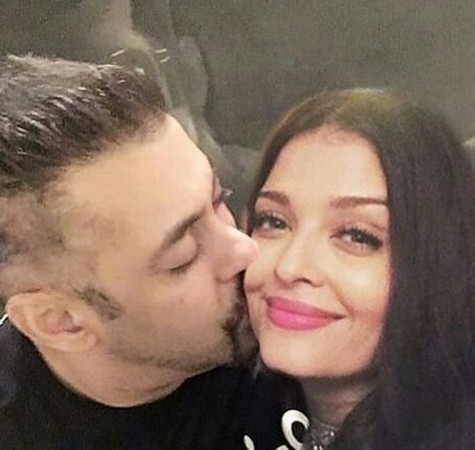 Salman Khan and Aishwarya Rai Bachchan fake picture
