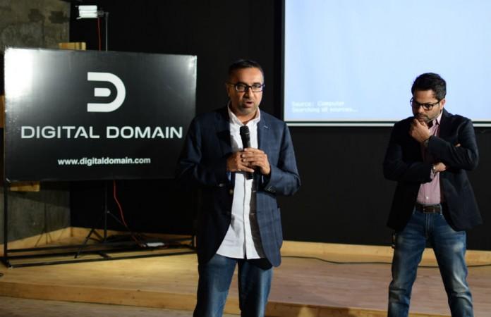 Digital Domain Launch