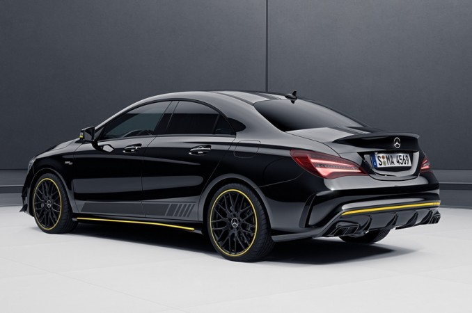Mercedes-AMG CLA 45 Aero Edition