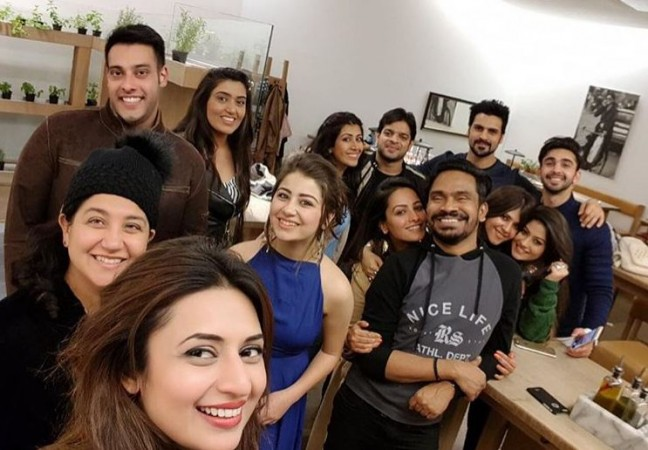 Yeh Hai Mohabbatein cast, Samgram Singh engaged