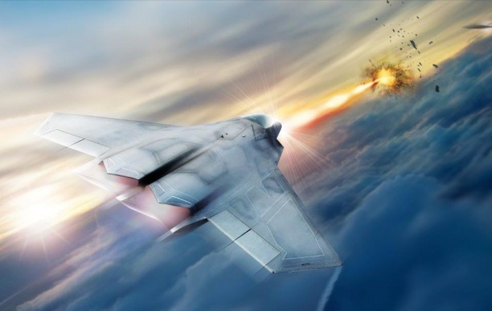 Airborne laser weapons