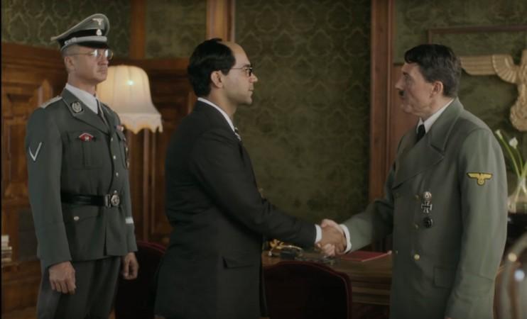 Rajkummar Rao in Bose Dead/Alive
