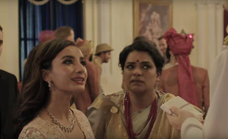 Patralekhaa in Bose Dead/Alive