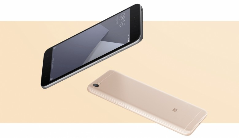 Xiaomi Redmi Y1 Lite as seen on its official website