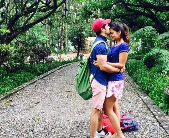 Priyank Sharma and Divya Agarwal