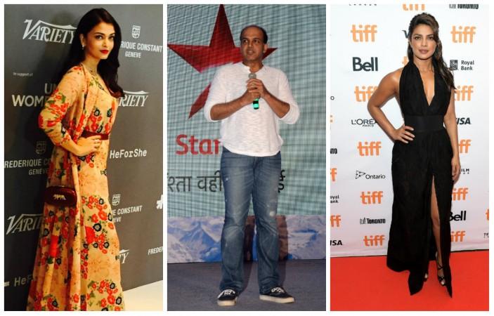 Aishwarya Rai Bachchan, Ashutosh Gowariker and Priyanka Chopra