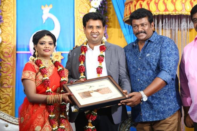 Nalan Kumarasamy-Saranya Wedding Reception