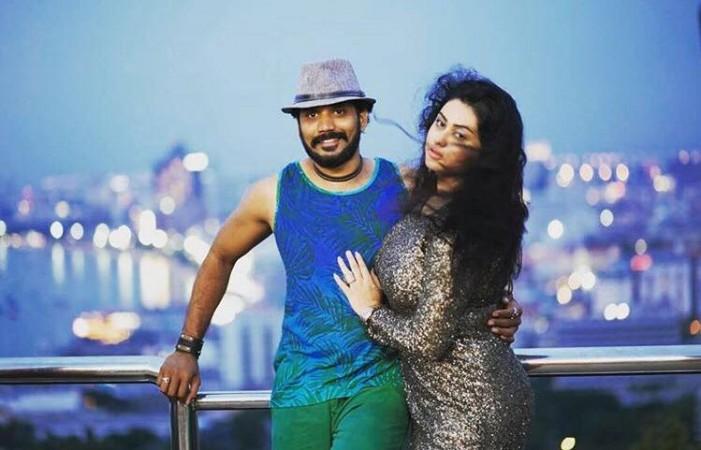Namitha-Veerandra Chowdhary Wedding Date