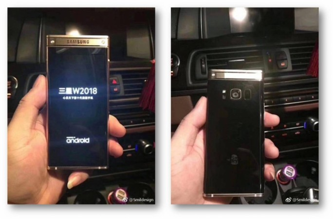 Samsung new flip phone