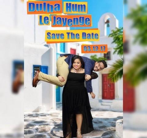 Bharti Singh and Haarsh Limbachiyaa wedding