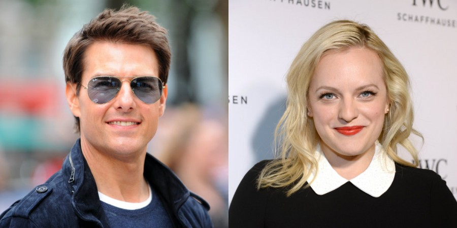 Whos tom cruise dating now