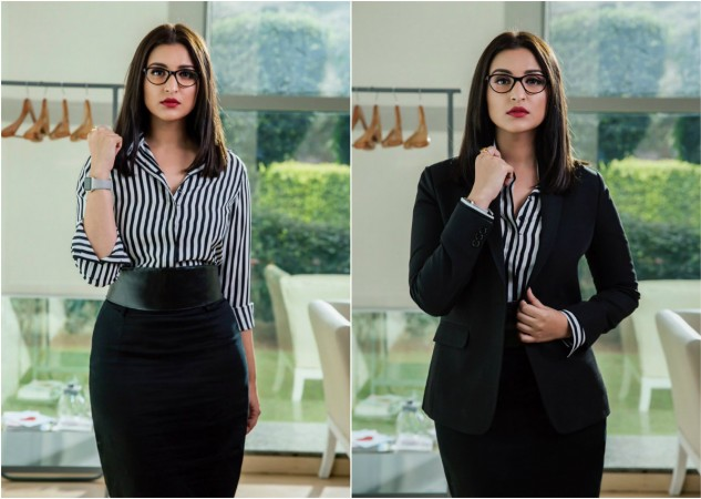 Parineeti Chopra's look in Sandeep Aur Pinky Faraar