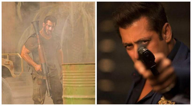 Salman Khan in Tiger Zinda Hai and Race 3