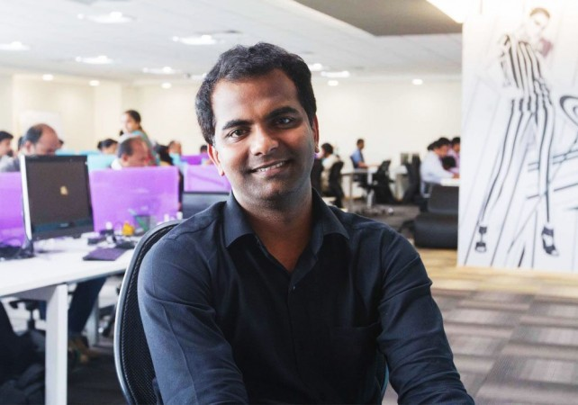 Chief Executive Officer and Co-Founder Sujayath Ali at Voonik