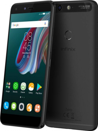 Infinix Zero 5 launched in India