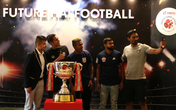 indian super league, isl