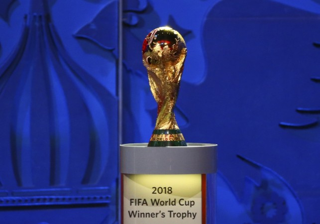 world Cup 2018, trophy, FIFA