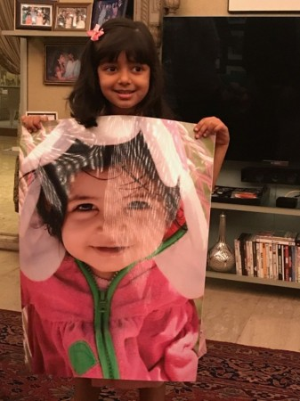 Aaradhya Bachchan