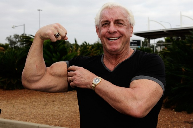 ric flair, wwe