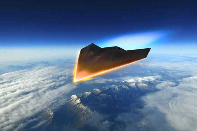 Hypersonic weapon