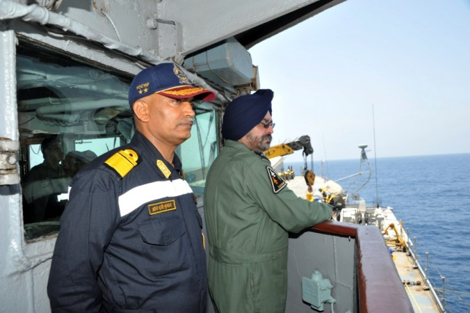Chief of Air Staff Air Chief Marshal Birender Singh Dhanoa