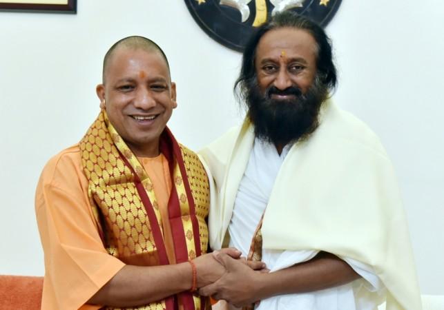 Ravishankar and Yogi