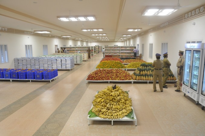 food security market