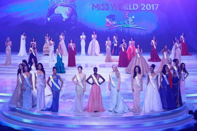 Miss World 2017 top 15