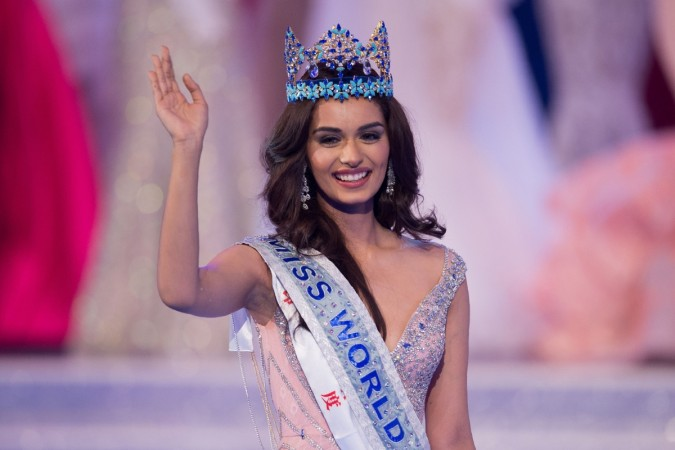 Miss World 2017 winner
